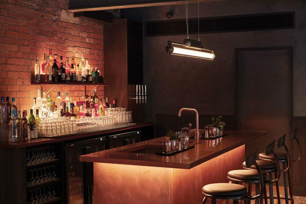 Nicolle® bar chair in London
